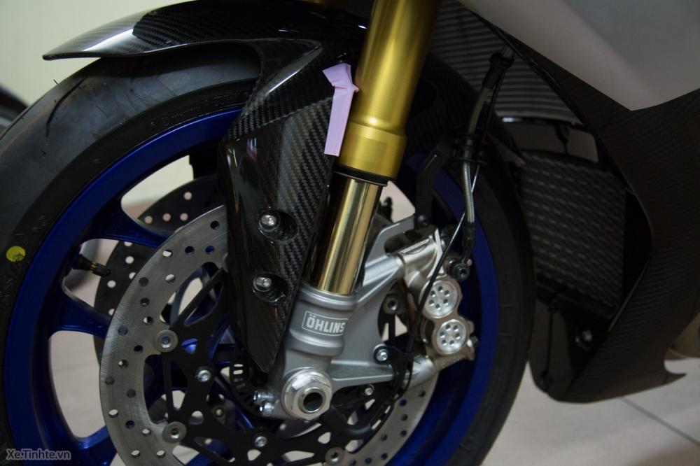 Ban Yamaha R1M 2016 dau tien Viet Nam - 4