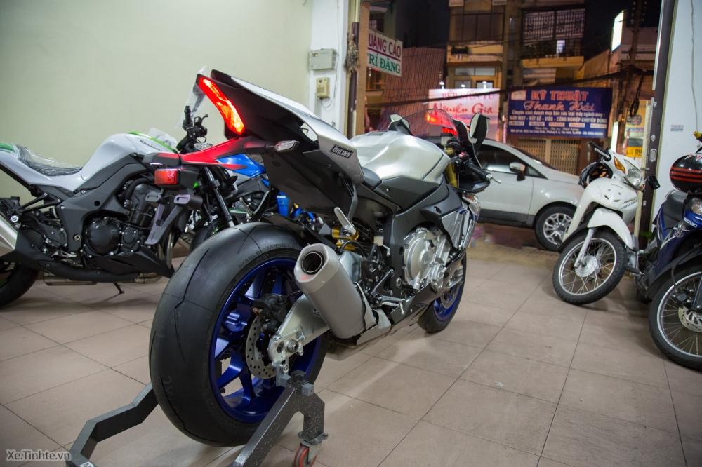 Ban Yamaha R1M 2016 dau tien Viet Nam - 5