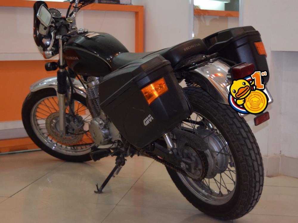 Can ban Honda CB400ss doi 20062007 cho anh em thich di phuot