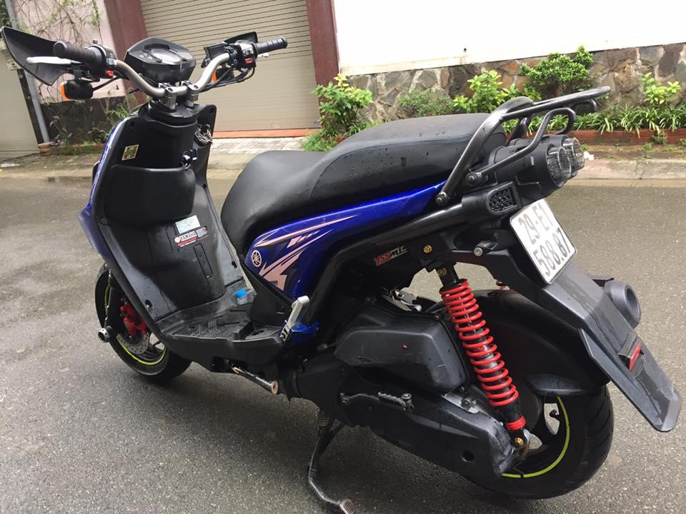 Can ban Yamaha Sport BWS 2013 xanh Gp ca tinh doi moi nhat 29E 888 con nhu moi 27tr - 2