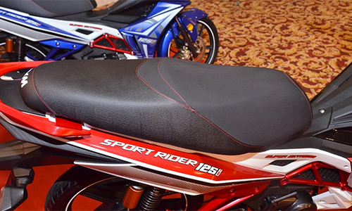 Can canh chi tiet SYM Sport Rider 125i vua duoc ra mat - 4