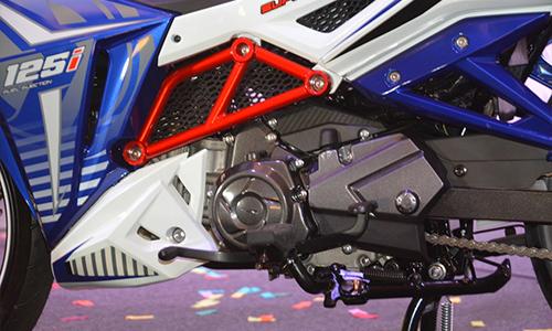 Can canh chi tiet SYM Sport Rider 125i vua duoc ra mat - 6