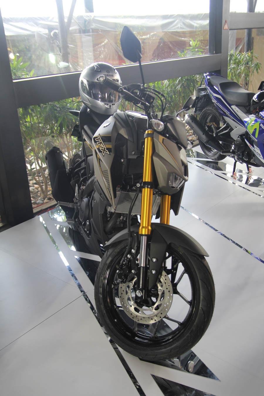 Can canh Yamaha TFX 150 vua duoc ra mat - 3