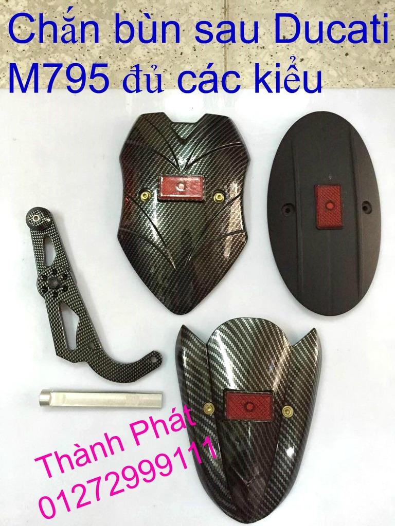 Chan bun sau che cho Z1000 2014 2012 Z800 CB1000 Hyperstrada motard M795 KTM Duke 125 200 B - 29