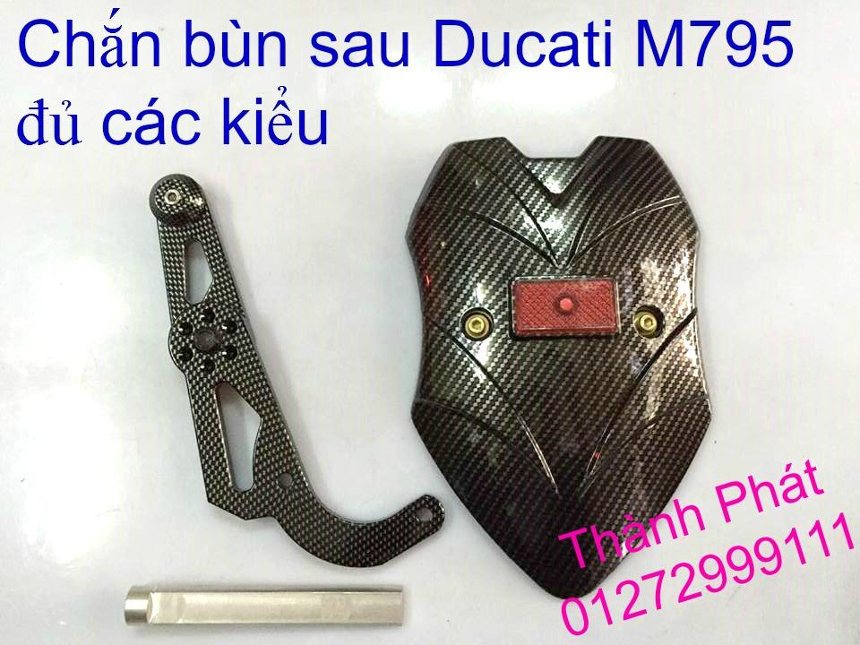 Chan bun sau che cho Z1000 2014 2012 Z800 CB1000 Hyperstrada motard M795 KTM Duke 125 200 B - 31
