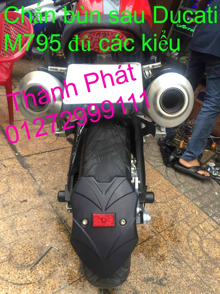 Chan bun sau che cho Z1000 2014 2012 Z800 CB1000 Hyperstrada motard M795 KTM Duke 125 200 B - 32