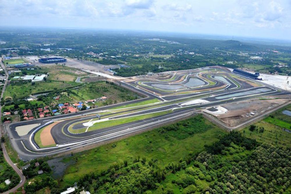 Chang dua thu 19 cua MotoGP 2017 co kha nang se duoc to chuc tai Thai Lan