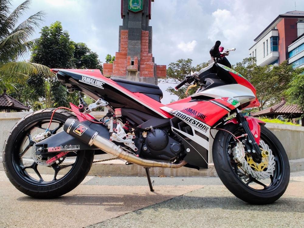Chiec Exciter 135 do pha cach cua biker Viet - 3