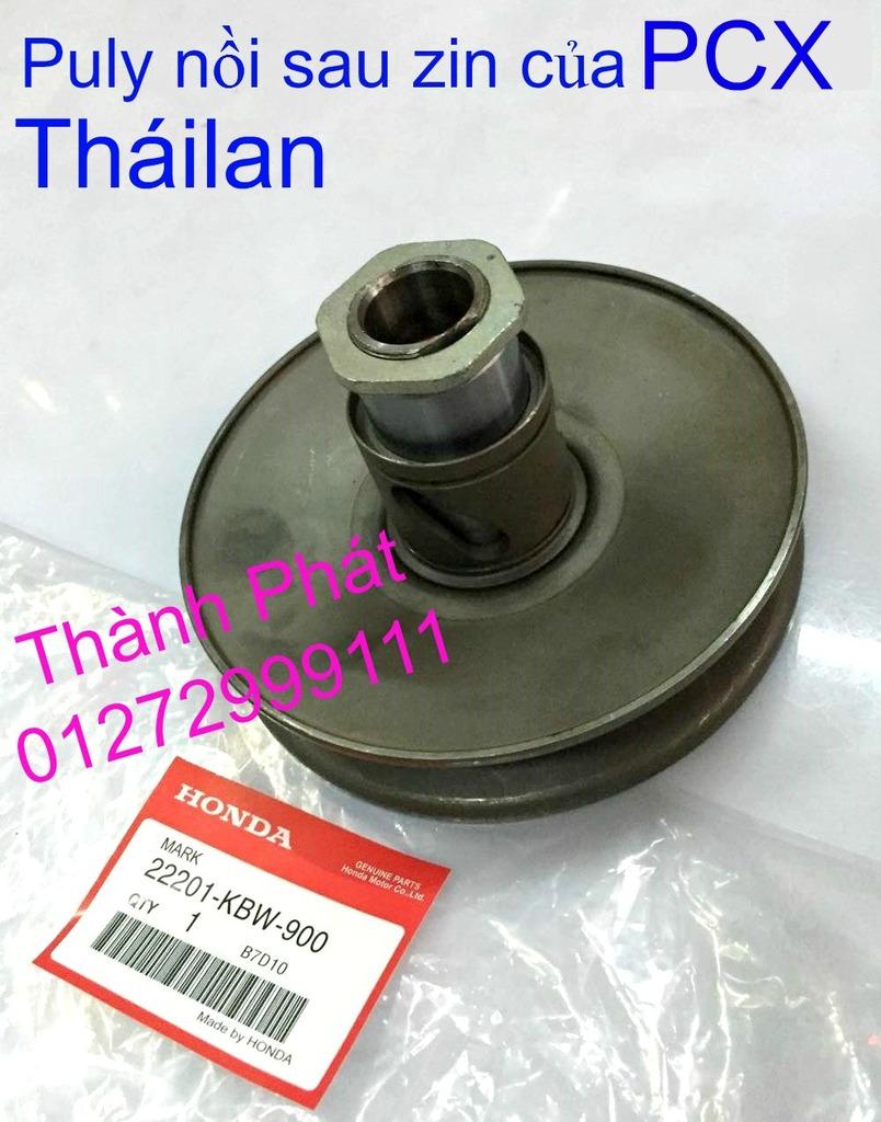 Chuyen Phu tung Zin Honda PCX Thailan va VN doi 2011 doi 2014 day du het do mu va do may Gia tot u - 29