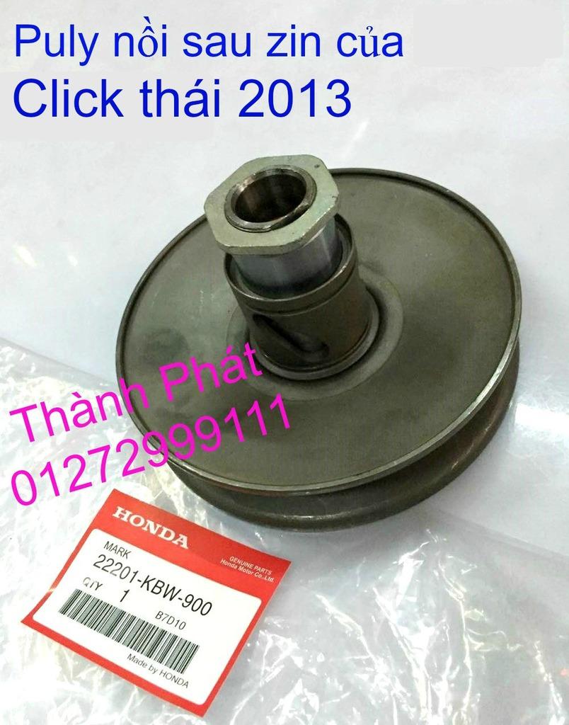 Chuyen Phu tung CLick thai 2013 Su Hayate thai va VN Gia tot - 13