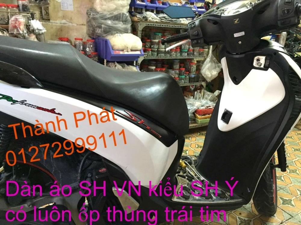 Chuyen Phu tung va do choi SH VN 2013 Gia tot Up 12 7 2015 - 45