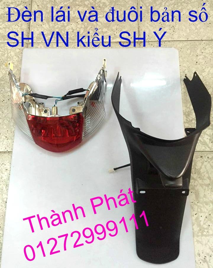 Chuyen Phu tung va do choi SH VN 2013 Gia tot Up 12 7 2015 - 11