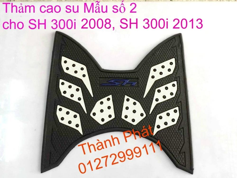 Chuyen phu tung zin Do choi xe SH 300i 2008 SH300i 2013 Freeway 250 nut tat may SH 300i Bao t - 40