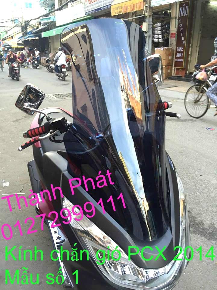 Chuyen Phu tung Zin Honda PCX Thailan va VN doi 2011 doi 2014 day du het do mu va do may Gia tot u - 11