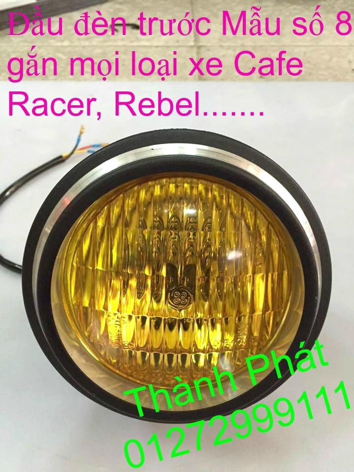 Chuyen phu tung zin va Sen Nhong Dia Honda CB250 CB125 RebeL LA 250 CD125 Yamaha Virago