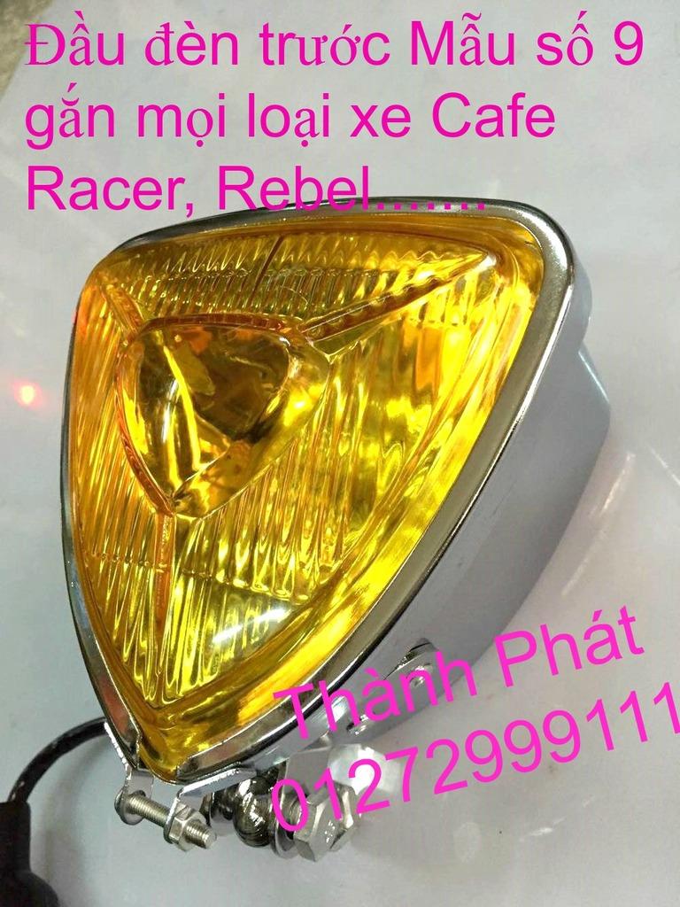 Chuyen phu tung zin va Sen Nhong Dia Honda CB250 CB125 RebeL LA 250 CD125 Yamaha Virago - 4