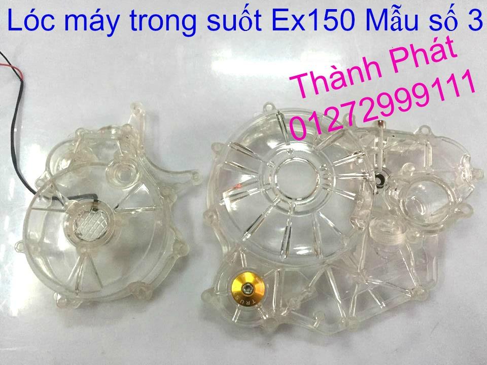 Do choi Exciter 150 tu A Z Po do Chan bun sau kieng kieu Bao tay Tay thang Xinhan kieu S - 46
