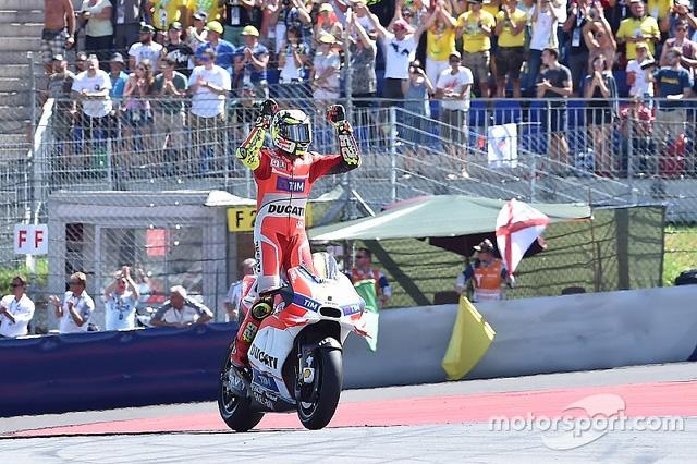 Du GP Czech khong thuan loi voi xe Desmocedici nhung Iannone tin rang nam nay moi chuyen se thay doi