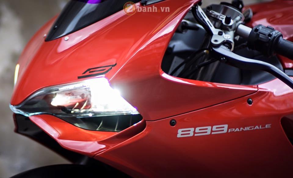 Ducati 899 Panigale goi cam va hap dan chang thua gi dan anh 1199 - 4