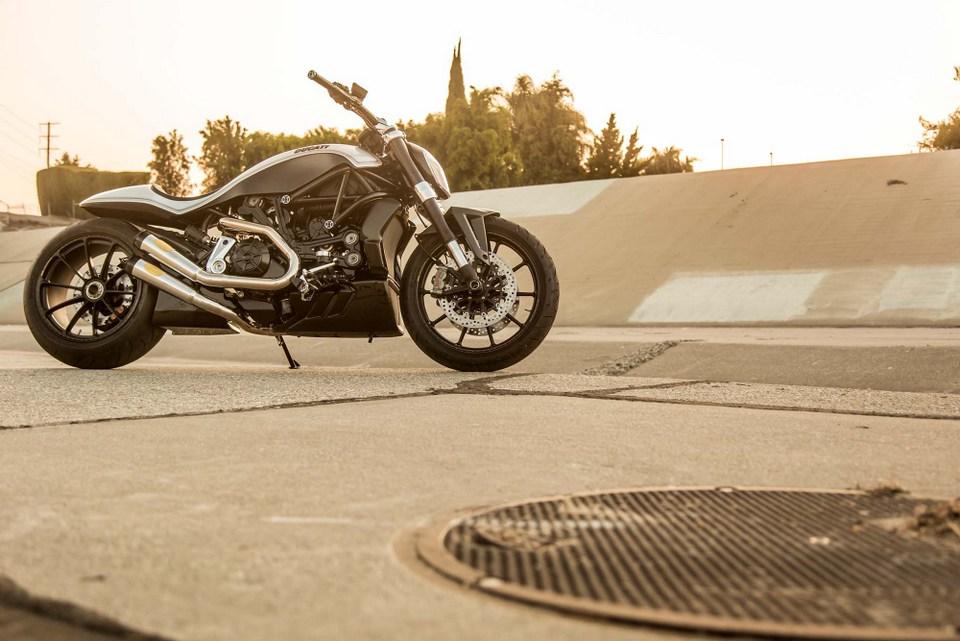 Ducati XDiavel dep tuyet voi trong ban do tu Roland Sands Design - 3