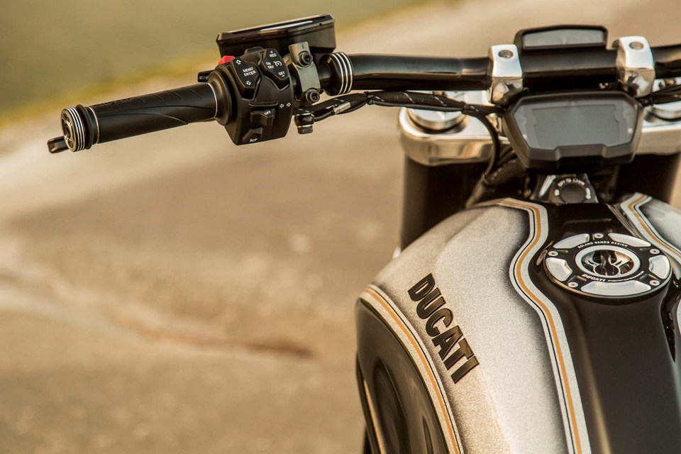 Ducati XDiavel dep tuyet voi trong ban do tu Roland Sands Design - 5