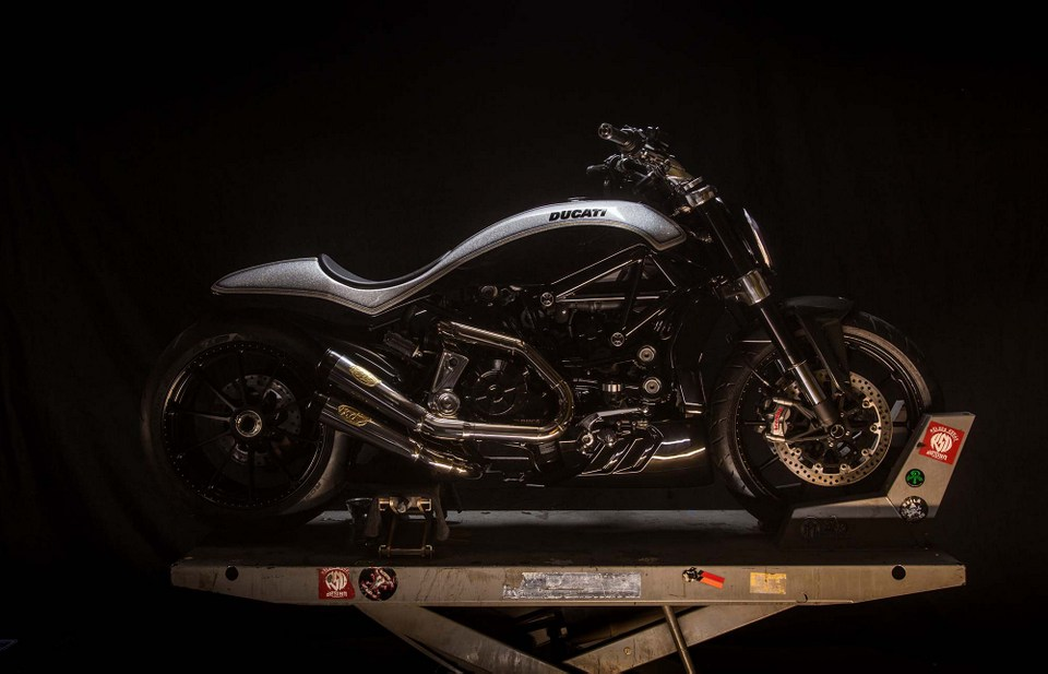 Ducati XDiavel dep tuyet voi trong ban do tu Roland Sands Design - 11