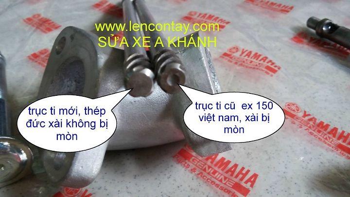 Da co phuong an nao giai quyet vu gian con nhanh cua Ex150 chua cac bac - 3