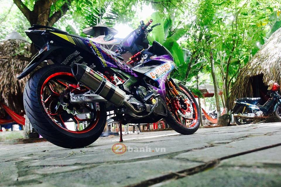 Exciter 150 QRacer Born to Different - 7