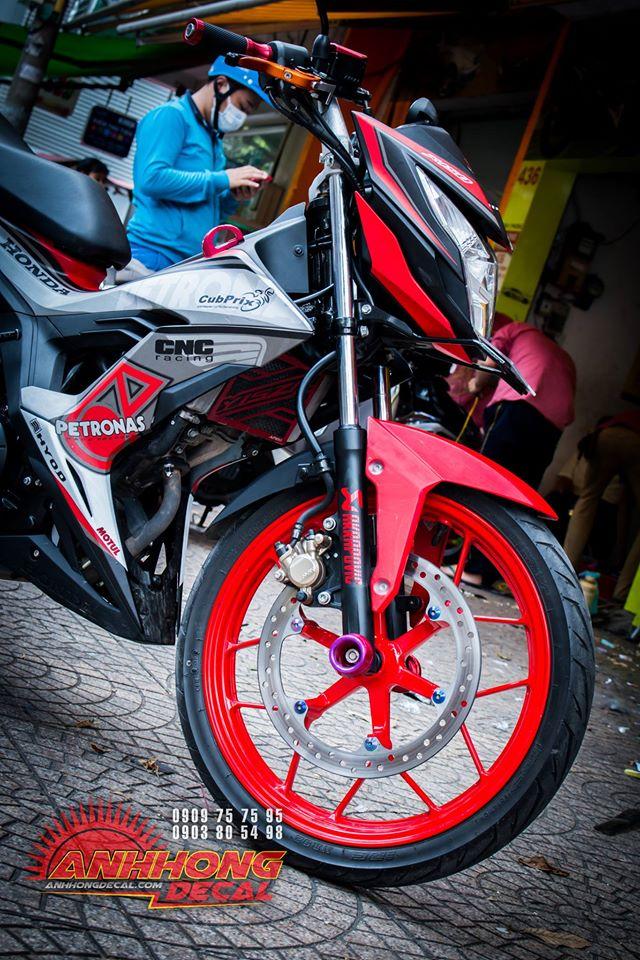 Hang nong Honda Sonic 150 2016 manh me va chat choi - 3