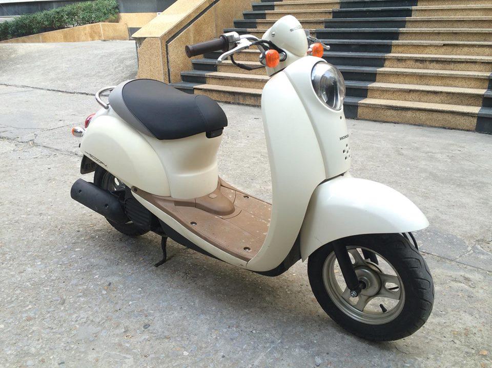 Honda Scoopy 50cc mau be nhap khau Nhat nhu moi