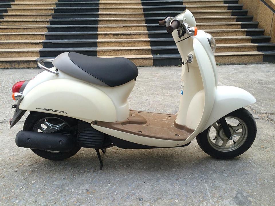 Honda Scoopy 50cc mau be nhap khau Nhat nhu moi - 2