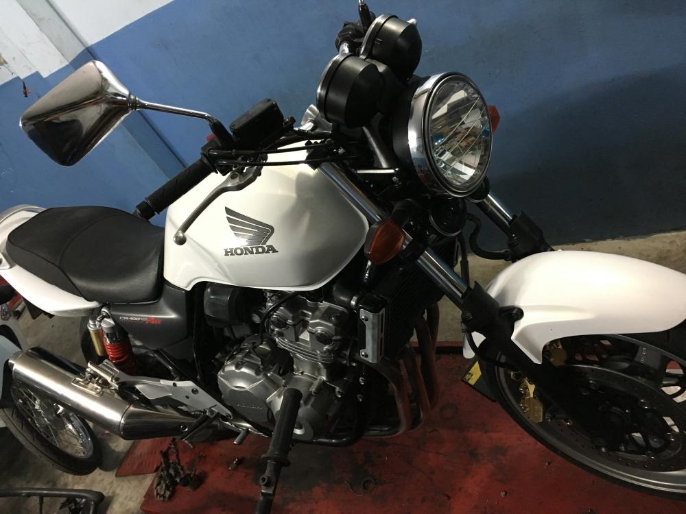 Honda surperfour revo - 9