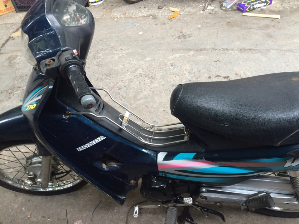 Minh ban chiec xe wave thai - 2
