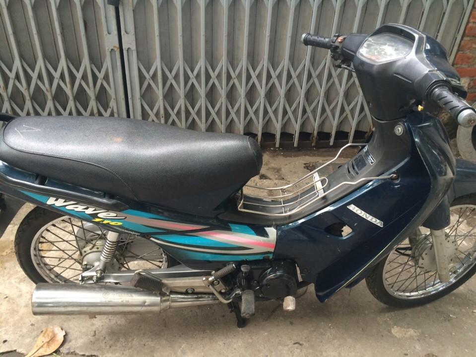 Minh ban chiec xe wave thai - 4