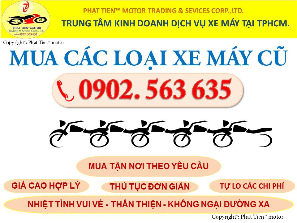 MUA XE MAY CU TAI TpHCM 0902 563 635
