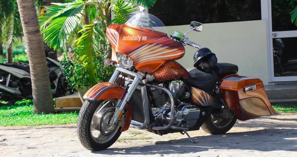 Nhung hinh anh tai Vietnam Bike Week 2016 ngay hoi mo to PKL lon nhat Viet Nam - 8