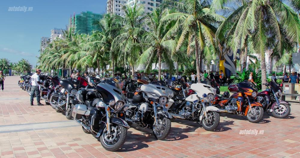 Nhung hinh anh tai Vietnam Bike Week 2016 ngay hoi mo to PKL lon nhat Viet Nam - 16
