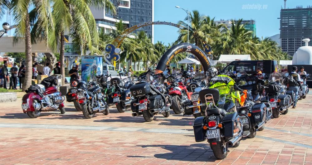 Nhung hinh anh tai Vietnam Bike Week 2016 ngay hoi mo to PKL lon nhat Viet Nam - 19