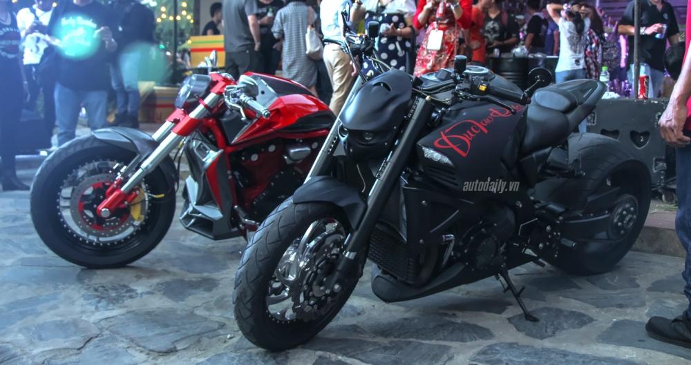 Nhung hinh anh tai Vietnam Bike Week 2016 ngay hoi mo to PKL lon nhat Viet Nam - 27