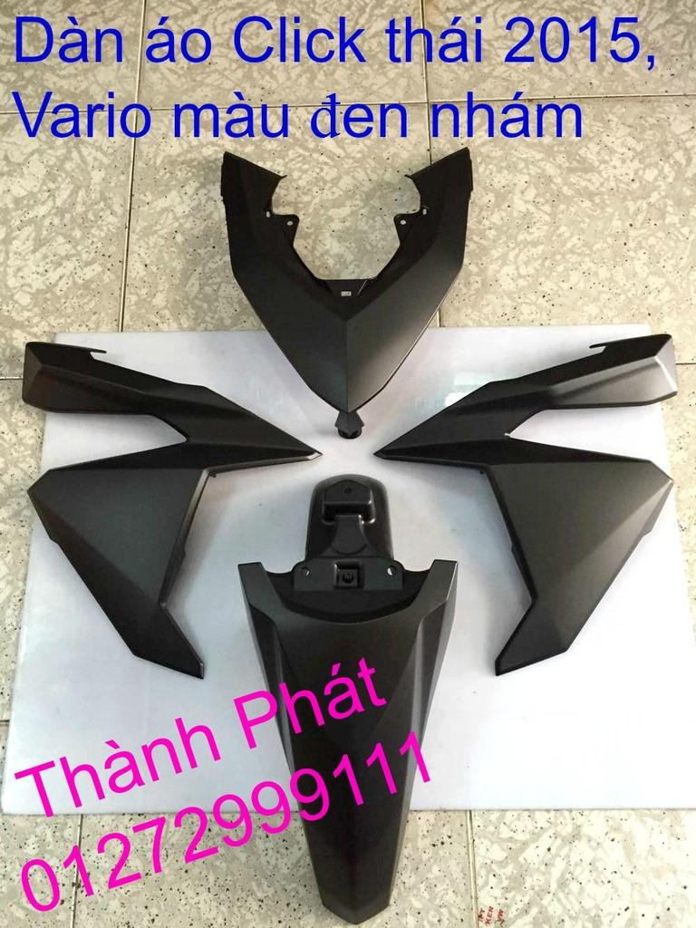 Phu tung Honda Click i 125 doi 2015 thailan Va Vario150 Gia tot - 17