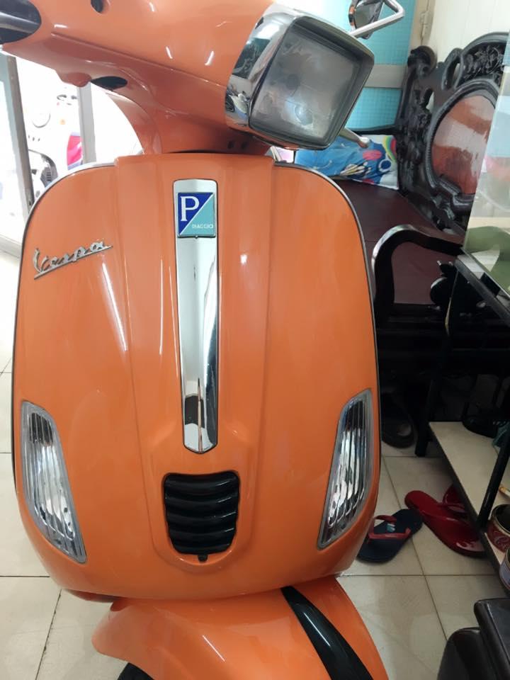 Piaggio Vespa S 125 3vie mau cam chinh chu bstp - 2