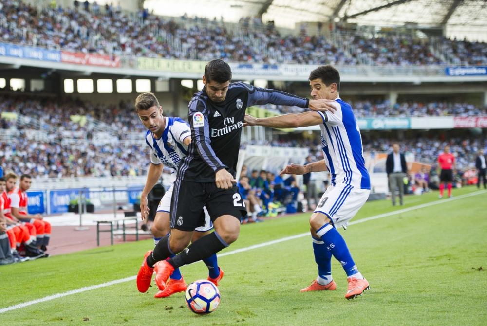 Real Madrid Vang Ronaldo da co Gareth Bale dua duong chi loi - 2