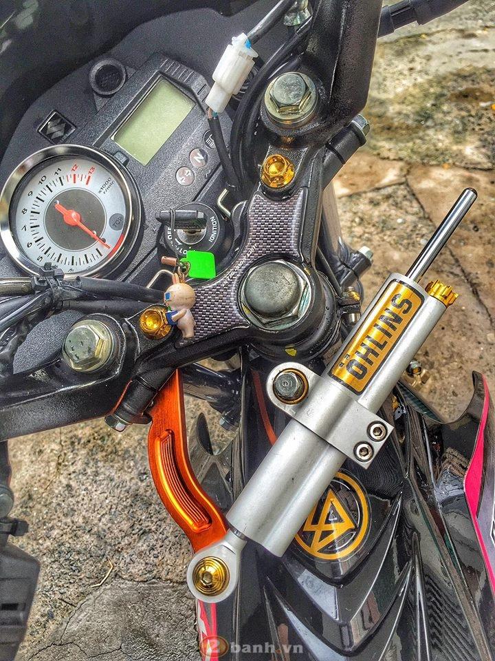 Raider 150 ao dieu khoe dang giua rung - 2