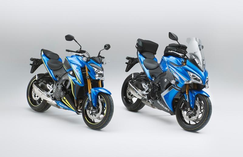 Suzuki ra mat phien ban dac biet cua GSXS1000 va GSXS1000F