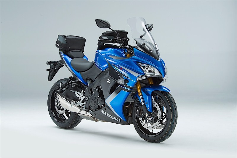 Suzuki ra mat phien ban dac biet cua GSXS1000 va GSXS1000F - 3