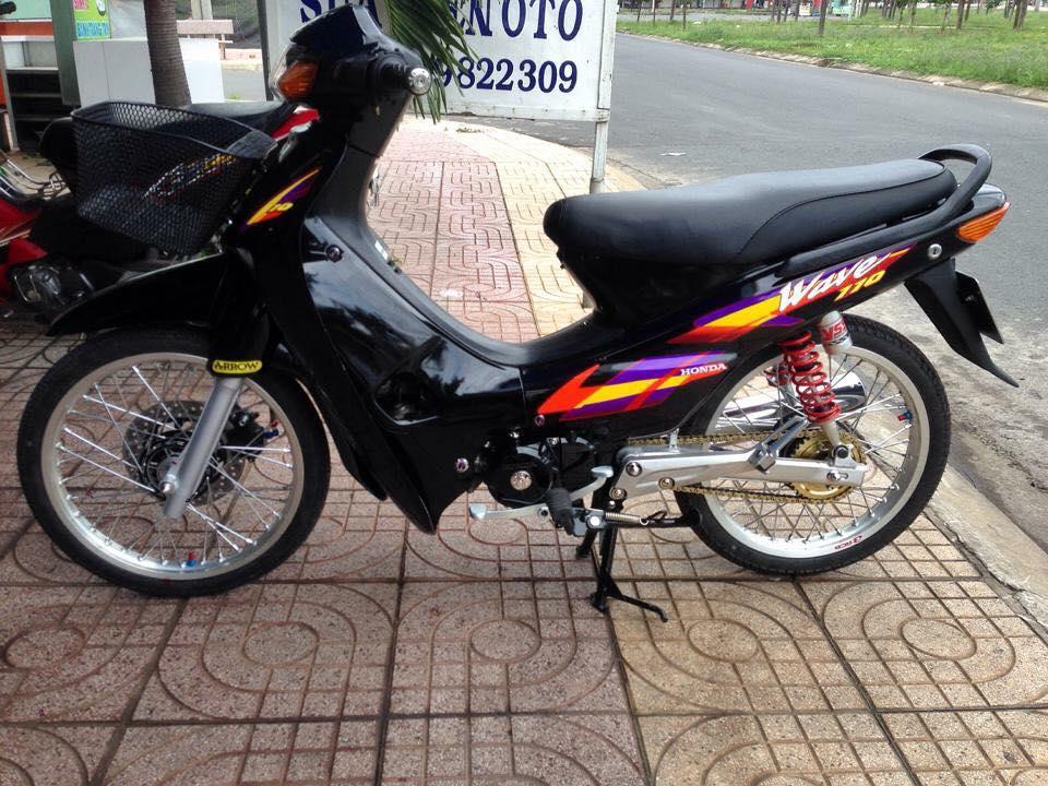 Wave 110 don nhe mang phong cach Thai - 5