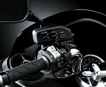 Xe ga hang dinh Honda Forza Z ABS Audio 2015 moi ve