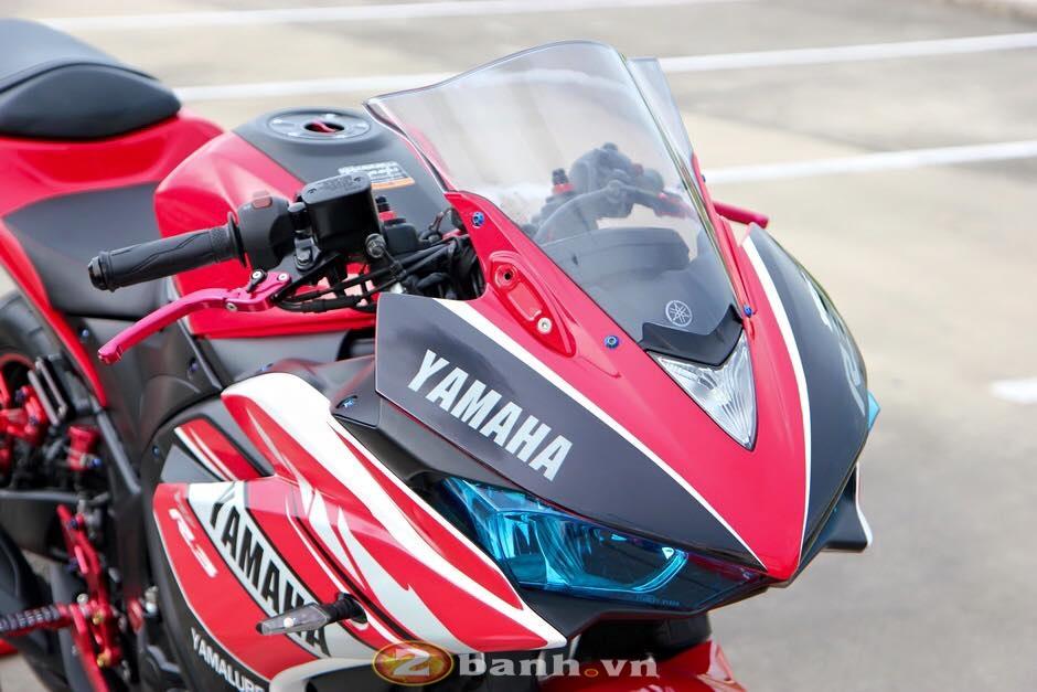 Yamaha R3 zin ma khong zin nhung rat xi tin - 3