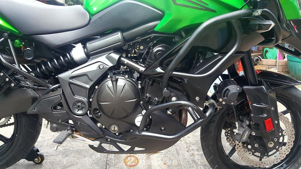 Kawasaki Versys dong hanh cung phuot thu - 9