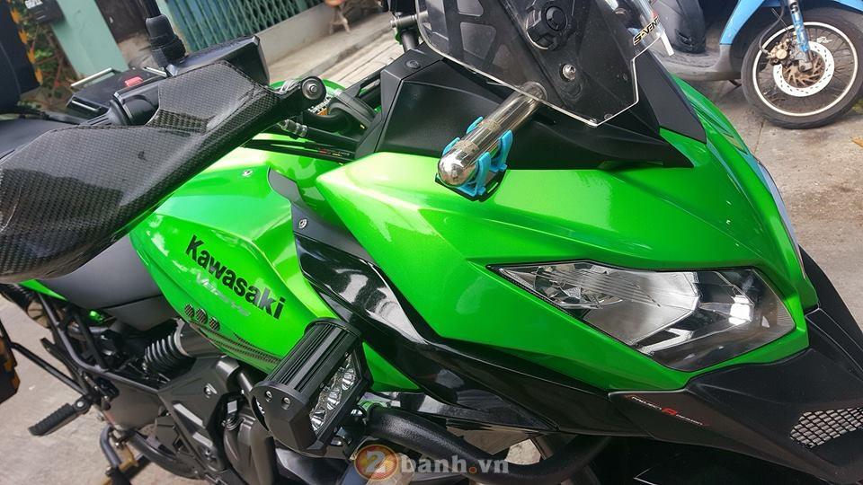 Kawasaki Versys dong hanh cung phuot thu - 7